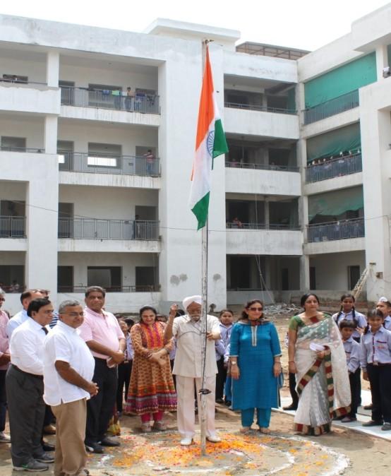Sant Nirankari Public School, Govindpuri celebrates 70th Independence Day