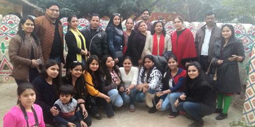 Excursion for teachers – Pratapgarh Farms