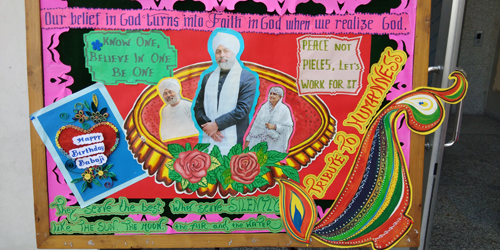 Special Assembly on the occasion of Baba Hardev Singh Ji Maharaj's Birth Anniversary