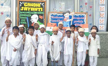 Gandhi Jayanti – 2019