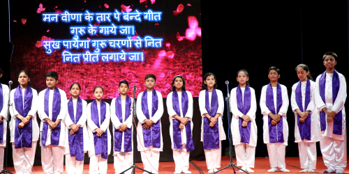 Annual Day of Sant Nirankari Public School, Govindpuri – 2019