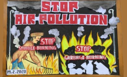 """POLLUTION"" The Silent Killer"